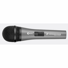 SENNHEISER E815S-X Handheld cardioid dynamic with on/off switch and 21-ft. XLR cable