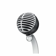 Shure MOTIV Digital Microphones and Digital Recording Solutions