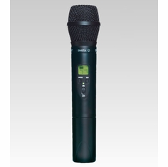 SHURE ULX2/87-J1 Handheld Wireless Microphone Transmitter w/ an interchangeable SM87A Microphone Cartridge