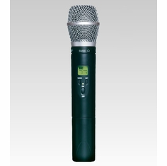 SHURE ULX2/SM86-M1 Handheld Wireless Microphone Transmitter w/ an interchangeable SM86 Microphone Cartridge