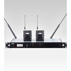 SHURE ULXD14D-H50 Dual Channel Bodypack Wireless System