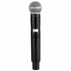 SHURE ULXD2/SM58-G50 Handheld Transmitter with SM58 Microphone Capsule