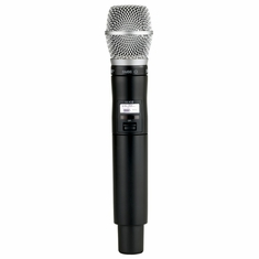 SHURE ULXD2/SM86-J50 Handheld Transmitter with SM86 Microphone Capsule