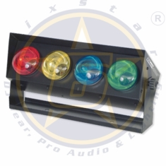 SIX STAR E137 Color Bar Red, Blue, Green and Yellow