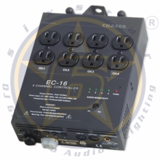 SIX STAR EC16 4 channel 8 output chaser