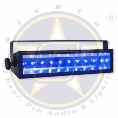 SIX STAR EUV10 High Output LED UV Effect 10W x10 LED's