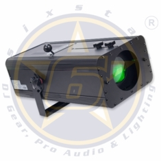 SIX STAR FollowSpot 100 LED LED Follow Spot With 8 Colors