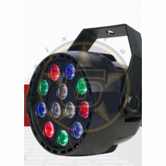 SIX STAR Mini Par RGBW 12 x 1 watt RGBW LED
