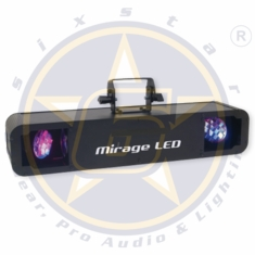 SIX STAR Mirage LED High Powered LED Mystic Effect 40W