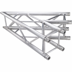 SQ-4119 2-WAY 45 DEG. CORNER - GLOBAL TRUSS / DURA TRUSS