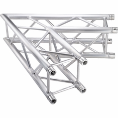SQ-4120 2-WAY 60 DEG. CORNER - GLOBAL TRUSS / DURA TRUSS
