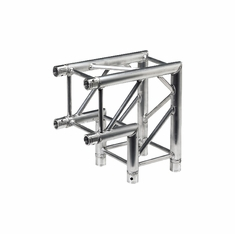 SQ-4121 2-WAY 90 DEG. CORNER - GLOBAL TRUSS / DURA TRUSS