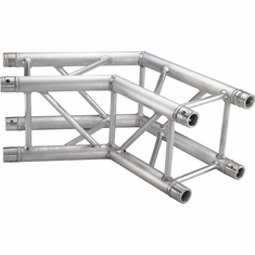 SQ-4122 2-WAY 120 DEG. CORNER - GLOBAL TRUSS / DURA TRUSS