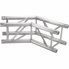 SQ-4123 2-WAY 135 DEG. CORNER - GLOBAL TRUSS / DURA TRUSS