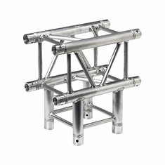SQ-4129 3-WAY 90 DEG. T-JUNCTION - GLOBAL TRUSS / DURA TRUSS