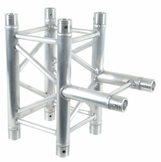 SQ-4129IB 3-WAY SQUARE TO I-BEAM T-JUNCTION - GLOBAL TRUSS / DURA TRUSS