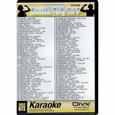 VOCOPRO FH-9136  100 SONGS ON ONE DISC