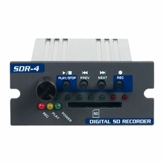 VOCOPRO SDR-4 Digital  SD Recorder for PA-Pro 900