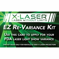 X-Laser EZ Re-Variance Kit