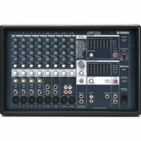 YAMAHA EMX312SC 12-Input Stereo Powered Mixer with SPX Effects