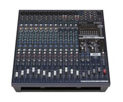 YAMAHA EMX5016CF Stereo Powered Mixer with Dual SPX Effects