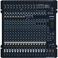YAMAHA MG206C 20-Input, 6-Bus Mixer Single-Knob Compression