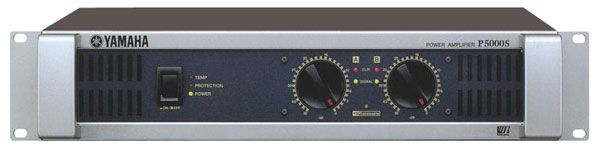 YAMAHA P5000S Dual Channel 750 Watts Power Amplifier