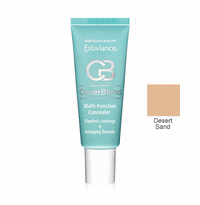 Exuviance CoverBlend Concealing Treatment Makeup SPF 30 - Desert Sand - 1 oz