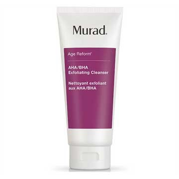 Murad Age Reform AHA/BHA Exfoliating Cleanser, 6.75 oz