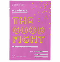 Patchology Moodmask The Good Fight Clear Skin Sheet Mask - 1 mask