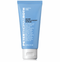 Peter Thomas Roth Acne Face & Body Scrub - 4 oz