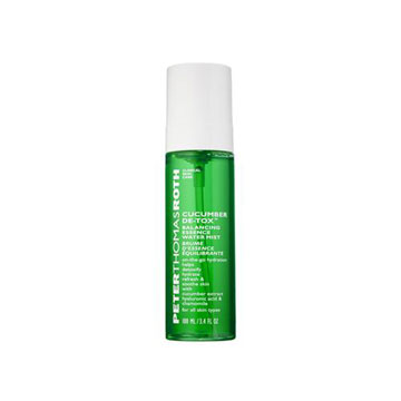 Peter Thomas Roth Cucumber De-Tox Balancing Essence Water Mist - 3.4 oz