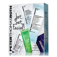 Peter Thomas Roth Jet Set Facial Kit - 4 pcs
