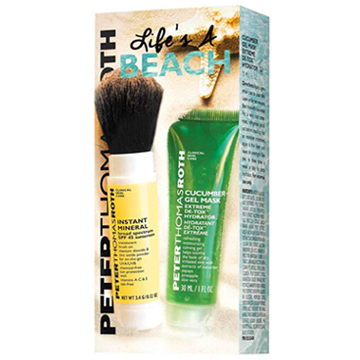 Peter Thomas Roth Life's A Beach Kit - 2 pcs