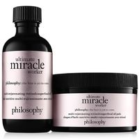 Philosophy Ultimate Miracle Worker Multi-Rejuvenating Retinol+Superfood Oil and Pads - 60 pads