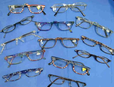 Half Eyes Reading Glasses (20 Styles)