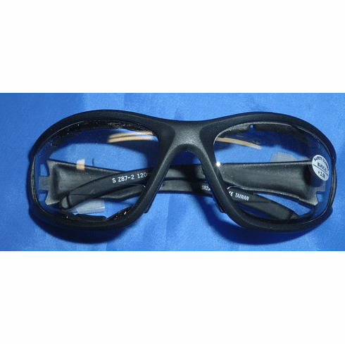 Padded Bifocal Sports Safety Glasses