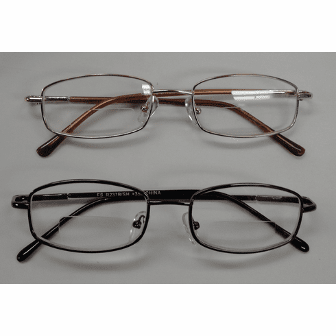 Small Frame Bifocal Reading Glass +1.25-+4.00