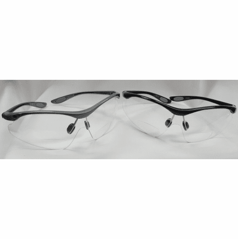 Sporty Bifocal Safety Glasses