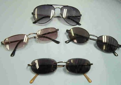 Sunglass Reading Glasses or Sun Readers (3 Styles)