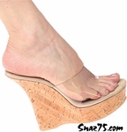 "5"" Cork Wrap Wedge * W-541-5"