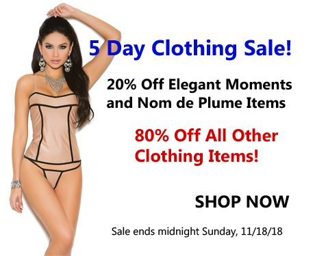 5 Day Clothing Sale!