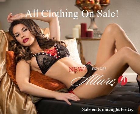 All Clothing On Sale!
