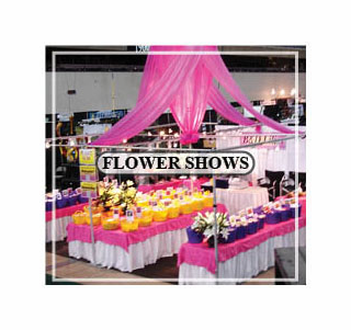 Flower and Garden Shows