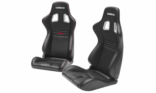 Corvette C6 Seat Package Deal - Corbeau Evolution X Seats