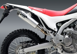 CRF250L Delta Barrel4 Performance Exhaust Package