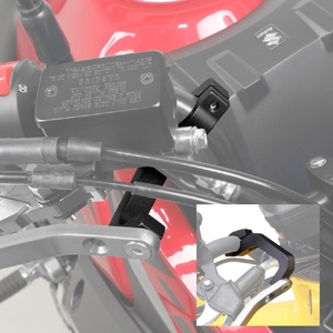 CRF250L / CRF300L / Rally Adventure Armor Handguards by Zeta