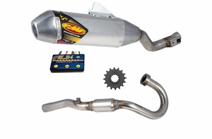 CRF250L Rally FMF PowerCore 4 Performance Package