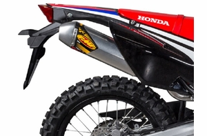 CRF250L Rally FMF Q4 Performance Package