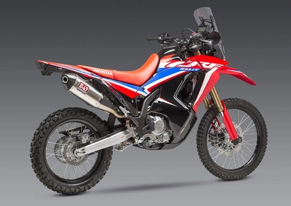 CRF300L / Rally Yoshimura RS-4 Full Exhaust System